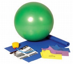 Pilates Toning Essentials Kit